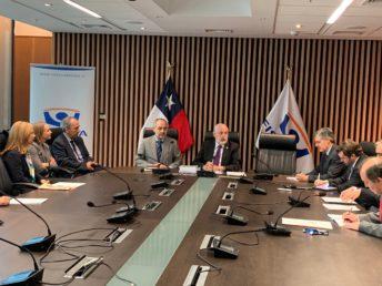 CNC se reunió con Fiscal Nacional