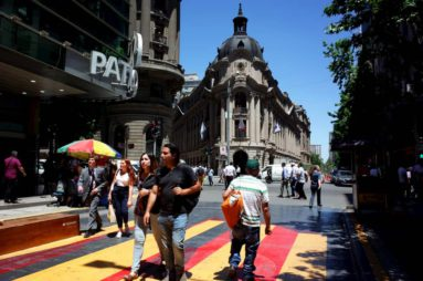 Santiago Comercio 2019