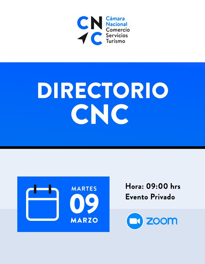 Directorio CNC (Evento Privado)